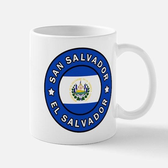 San Salvador Mugs
