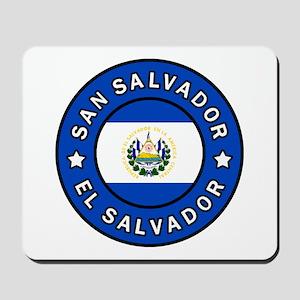 San Salvador Mousepad