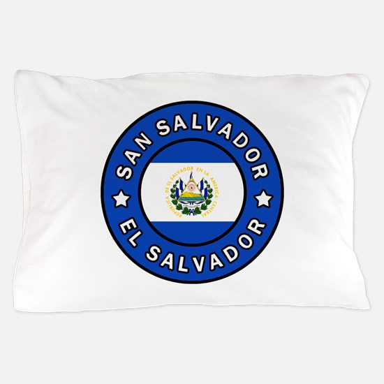 San Salvador Pillow Case