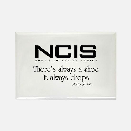 NCIS Shoe Drops Magnets