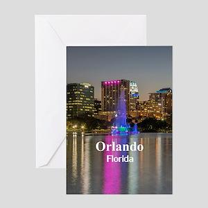 Orlando Greeting Card