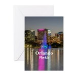 Orlando Greeting Cards (Pk of 10)