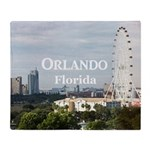 Orlando Throw Blanket