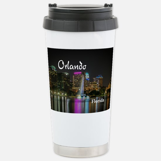 Orlando Stainless Steel Travel Mug