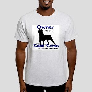 Cane Corso Owner Light T-Shirt