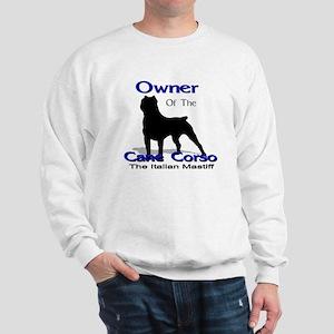 Cane Corso Owner Sweatshirt