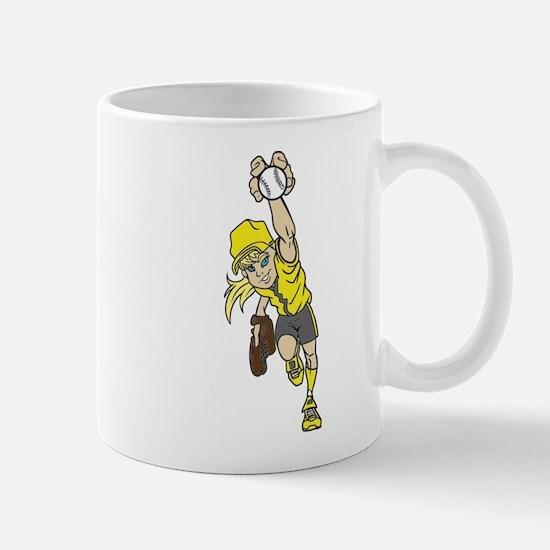 BASEBALL BOY Mugs