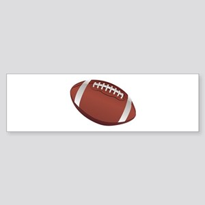 Football Bumper Sticker