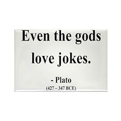 Plato 23 Rectangle Magnet (100 pack)