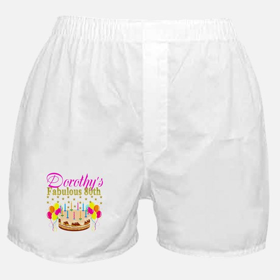 CUSTOM 80TH Boxer Shorts