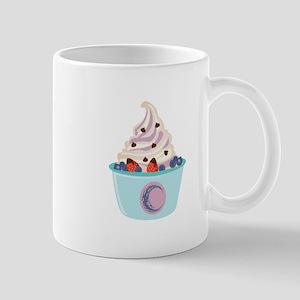 Berry Yogurt Mugs