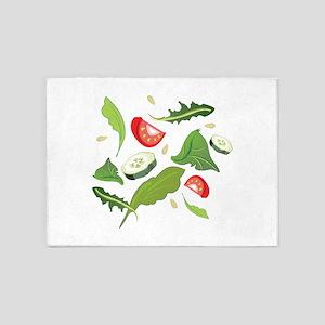 Toss Salad 5'x7'Area Rug