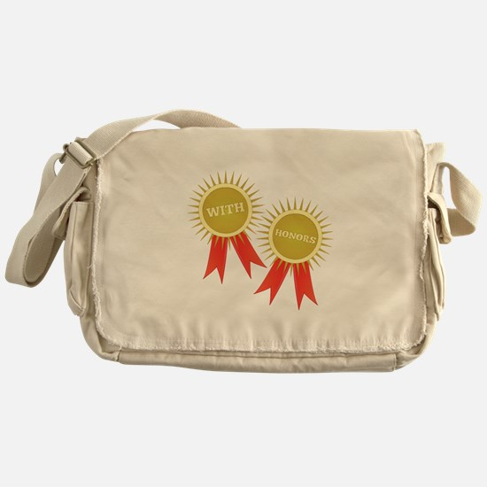With Honors Messenger Bag