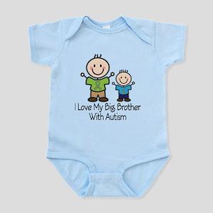 Autism Big Brother Body Suit