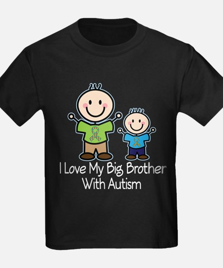 Autism Big Brother T-Shirt