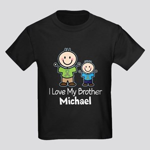 Autism Brother Personalized T-Shirt