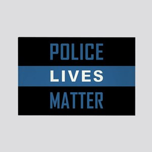 POLICE LIVES MATTER Magnets