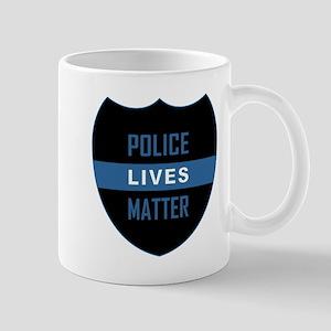 POLICE LIVES MATTER Mugs