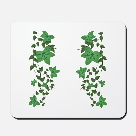 Ivy Vines Mousepad