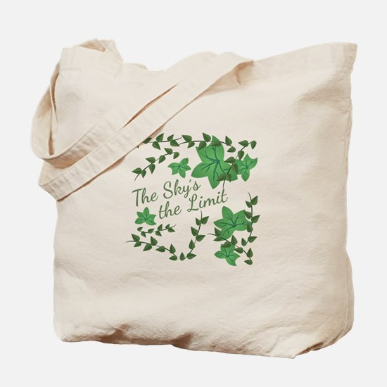 Skys The Limit Tote Bag