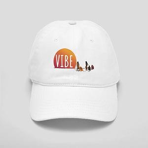 Vibe on the Beach Baseball Cap