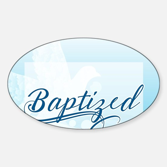 Baptized 2016 Decal