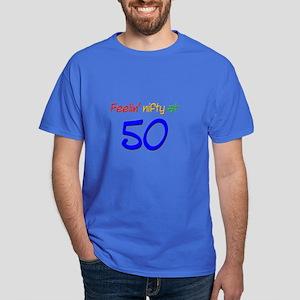 Nifty at Fifty Apparel Dark T-Shirt
