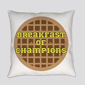 Breakfast of Champions Everyday Pillow