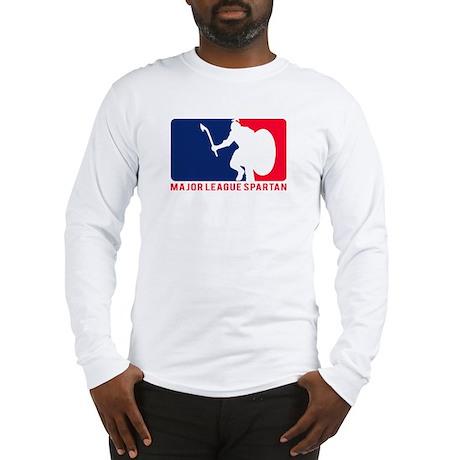 Major League Spartan Long Sleeve T-Shirt