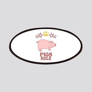 Pigs Rule Patch
