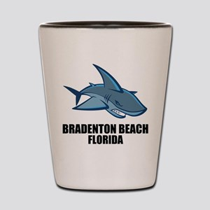 Bradenton Beach, Florida Shot Glass