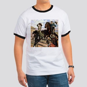 Wild West American Cowboys T-Shirt