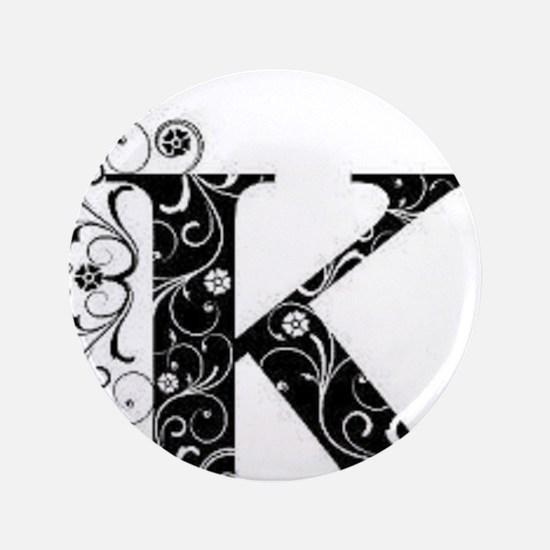 "K border 3.5"" Button (100 pack)"