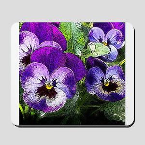 Pansy20160301 Mousepad