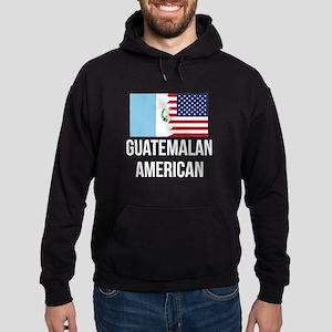Guatemalan American Flag Hoodie