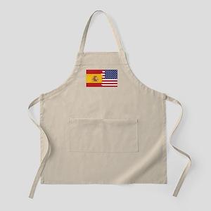 Spanish American Flag Apron