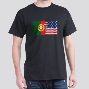 Portuguese American Flag T-Shirt