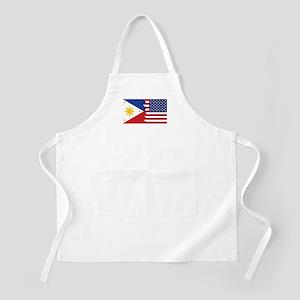 Filipino American Flag Apron
