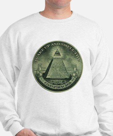 Smell The Conspiracies Jumper