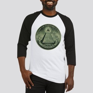 Smell The Conspiracies Baseball Jersey