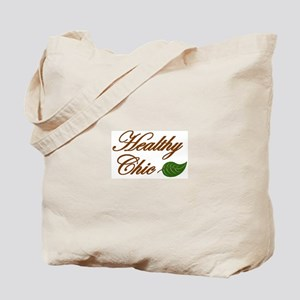 Healthy Chic Tote Bag