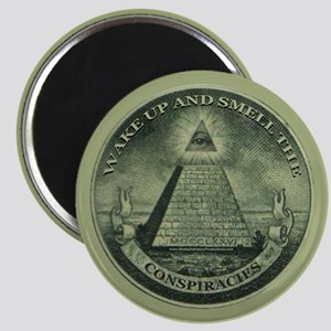 Smell The Conspiracies Magnet