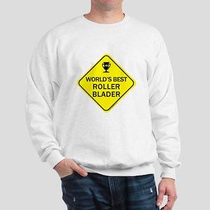 Roller Blader Sweatshirt