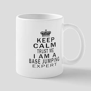 Base Jumping Expert Designs Mug