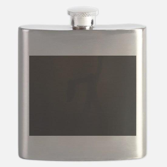 The Dullahan (No Eyes) Flask