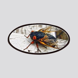 Red Eyed Cicada Patch