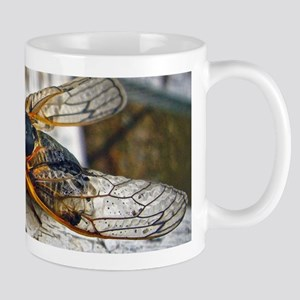 Red Eyed Cicada Mugs