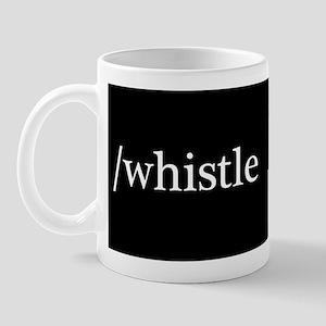 /whistle Mug
