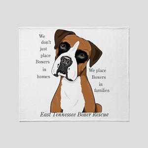 ETBR Merchandise Logo Throw Blanket