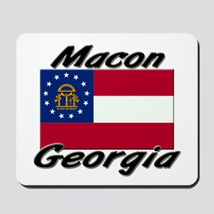 Macon Georgia Mousepad